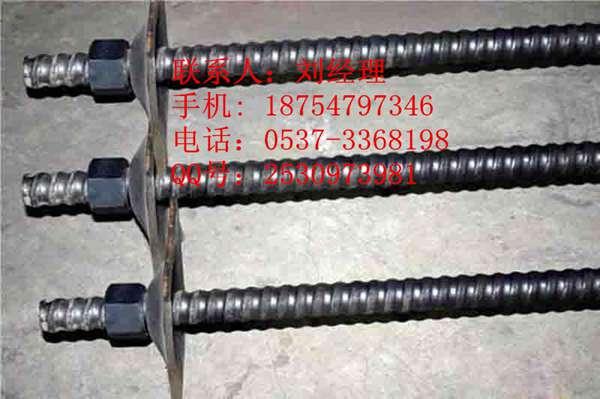 中空锚杆生产 注浆中空锚杆 自进式锚杆