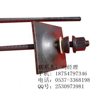 左旋无纵肋锚杆 螺纹钢锚杆 矿用支护锚杆