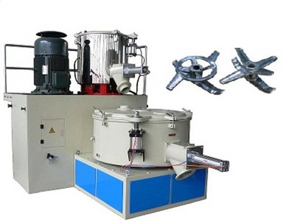 科仁机械SRL-Z300/600,500/1000混合机组