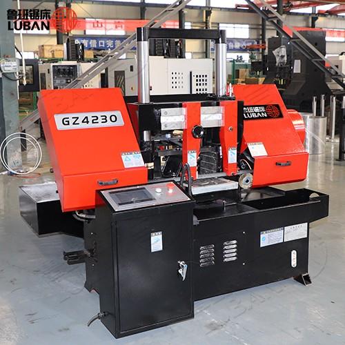 设计合理 GZ4230数控锯床 操作简单 平安运转