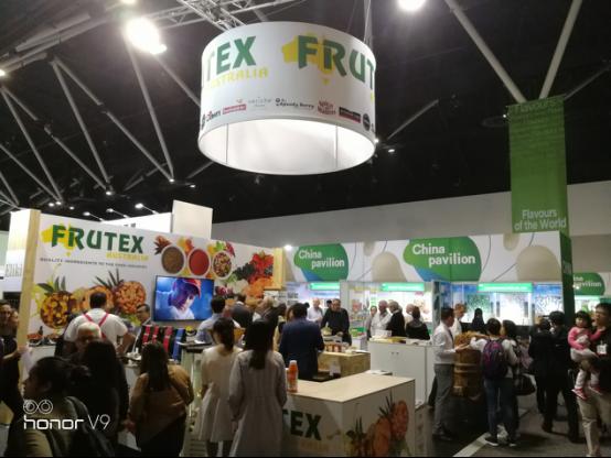 食品行业盛会-2019澳大利亚国际食品展/北京领汇刘盼盼