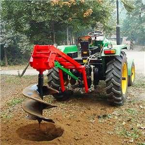 河北植树挖坑机       电线杆挖坑机厂家