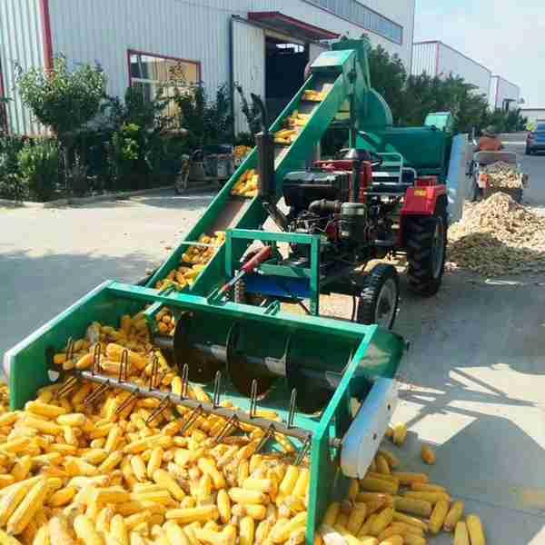 山西高效玉米脱粒机价格