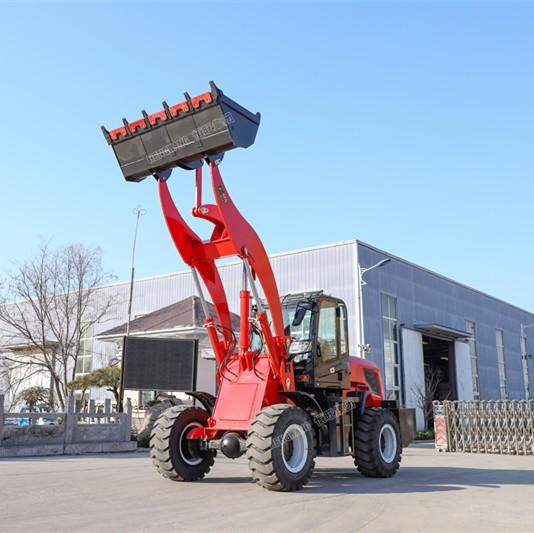 装载机改装搅拌斗厂家直销自动挡铲车