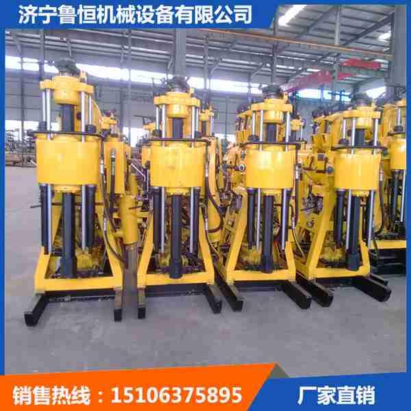 济宁鲁恒供应优质HWD-190小型液压水井钻机