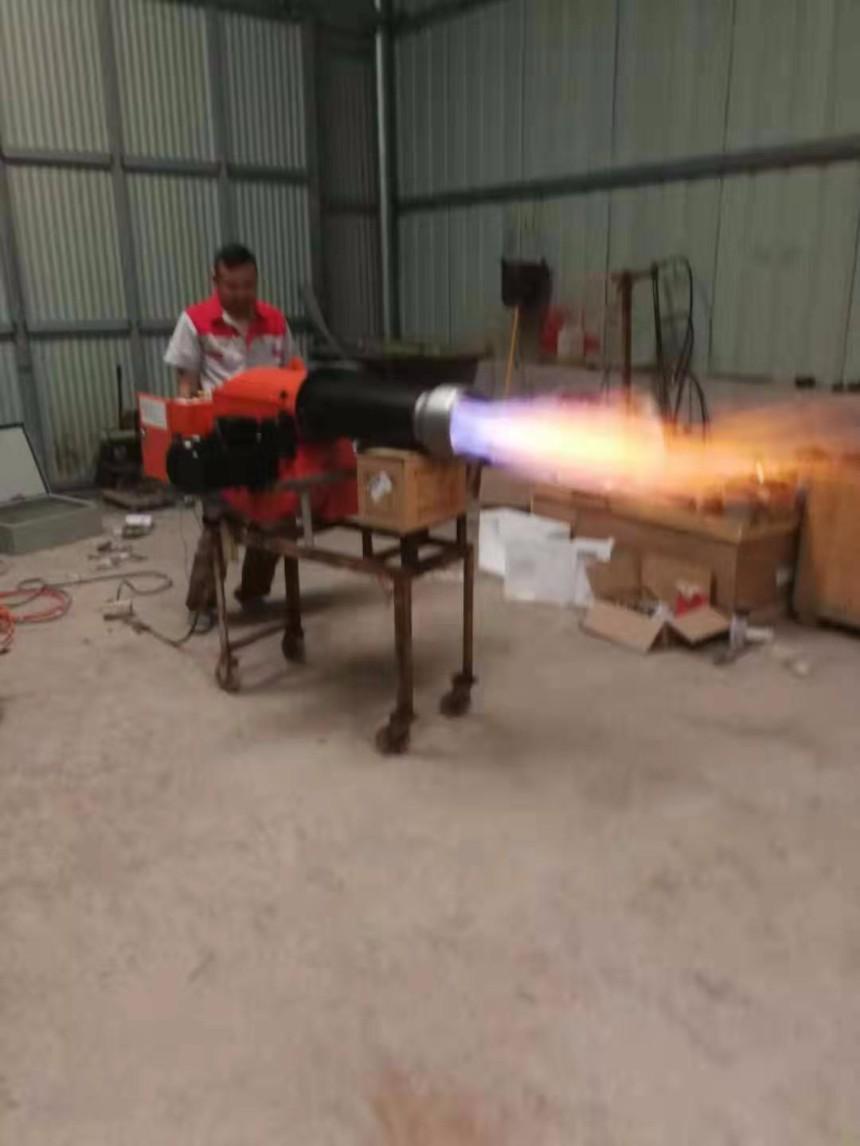 烧嘴厂家天然气燃烧机是如何做到节能效果的