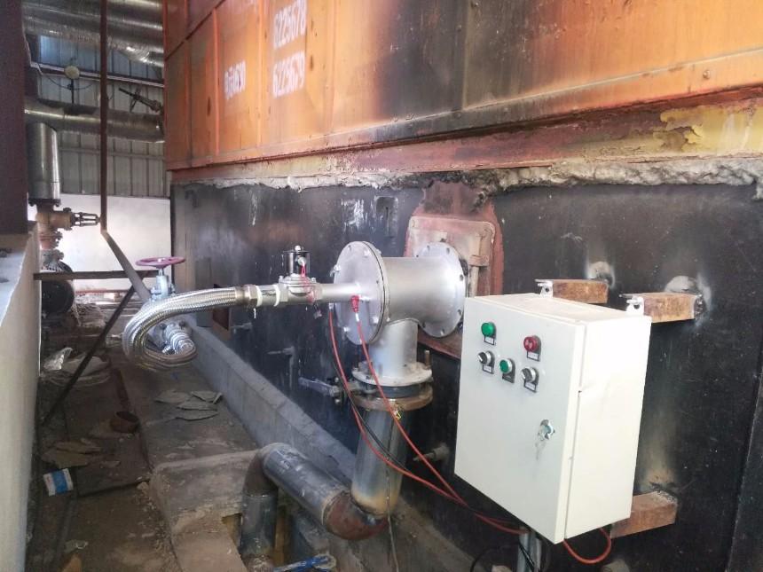 烧嘴厂家LYTY-R天然气燃烧机性能优点表现