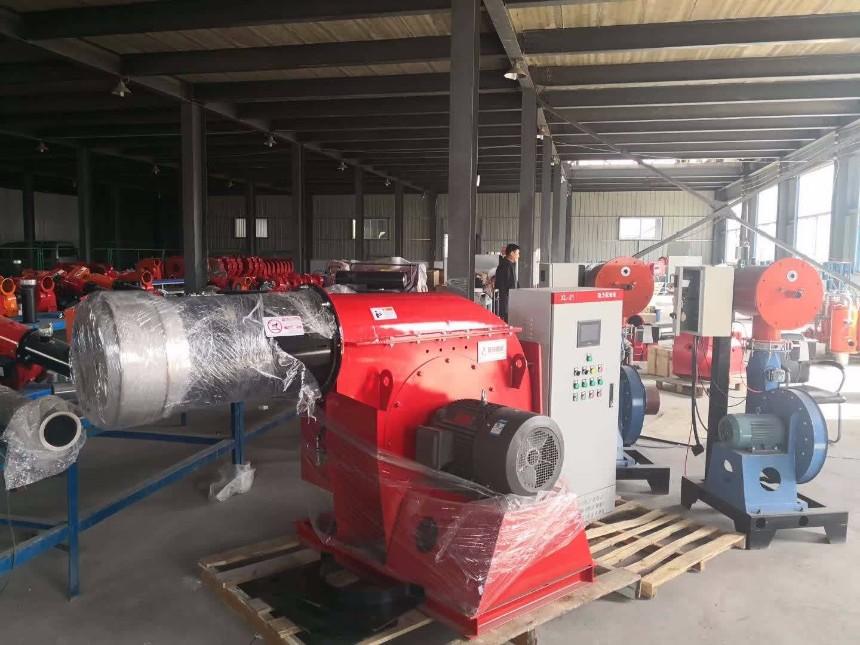 洛阳烧嘴厂家谈焱环保LYTY-R天然气燃烧机
