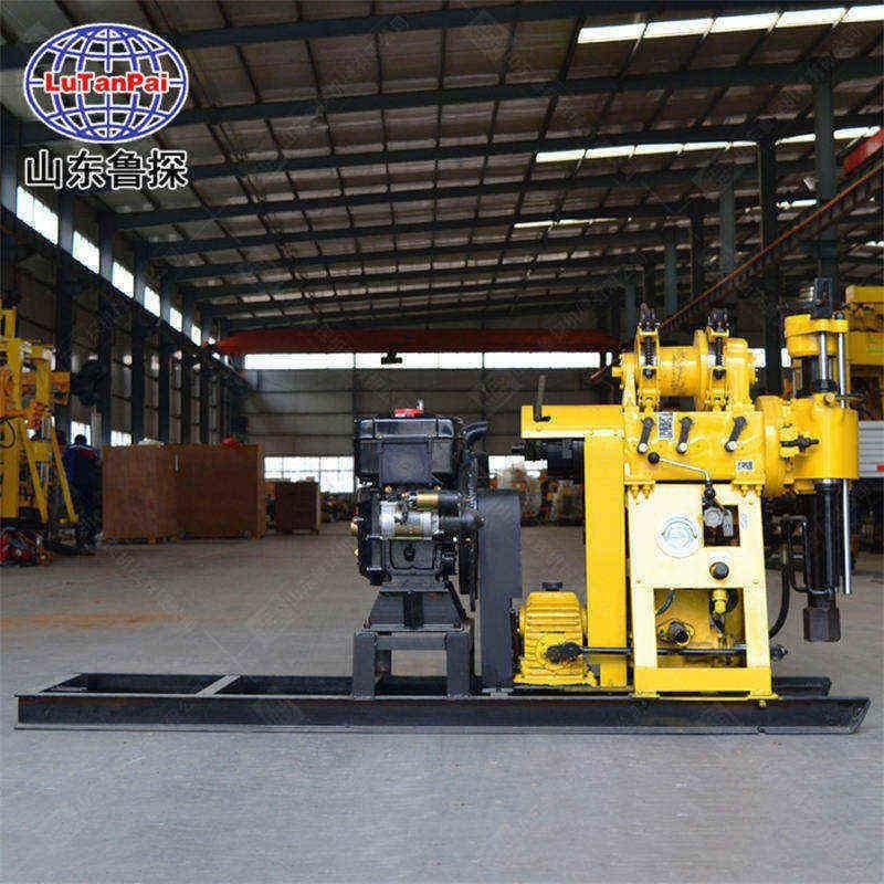 广东勘探专用钻机HZ-130Y液压取芯钻机工程的好帮手