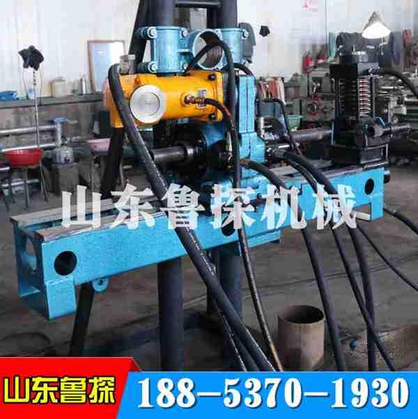 鲁探KY-200全液压坑道钻机200米矿用钻探机金属矿山勘探钻机