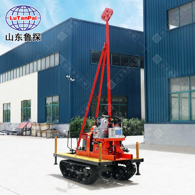 厂家提供地质勘察设备YQZ-50B轻便岩心取样钻机 小液压钻