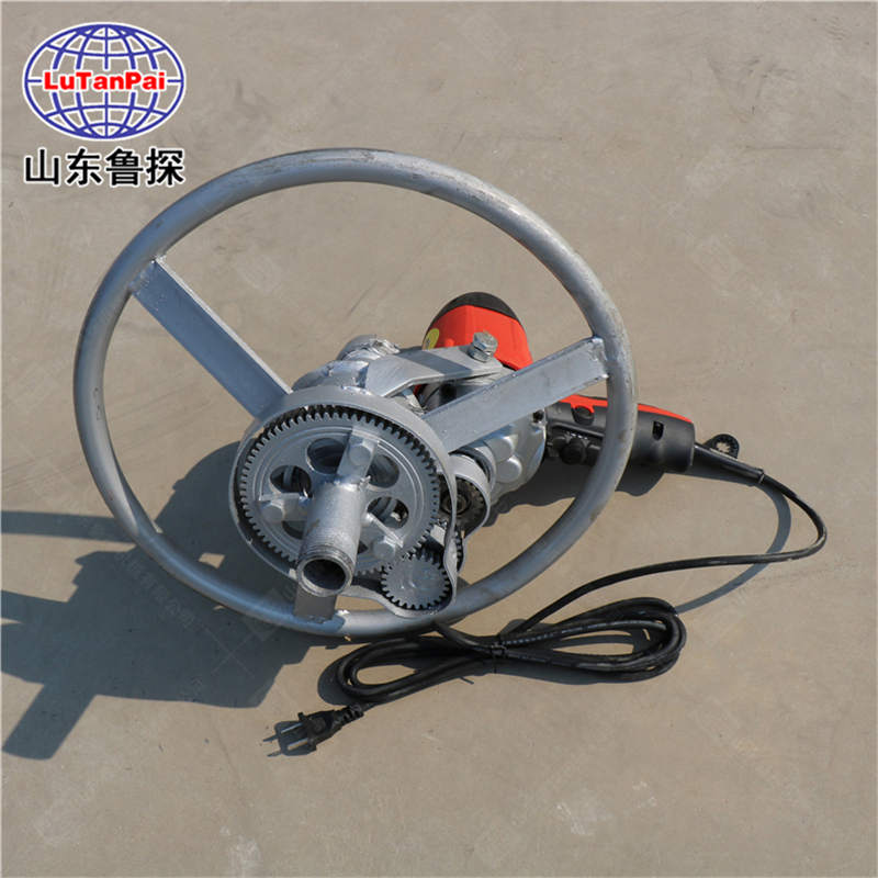 SJD-2A便携式电动打井机