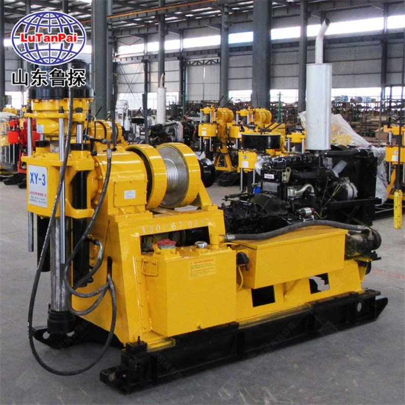 大型全自动打井设备 XY-3民用液压打井机 工程钻机