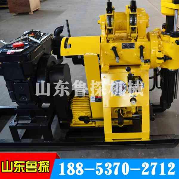HZ-130Y液压勘探钻机厂家直销百米液压钻井机行业领先