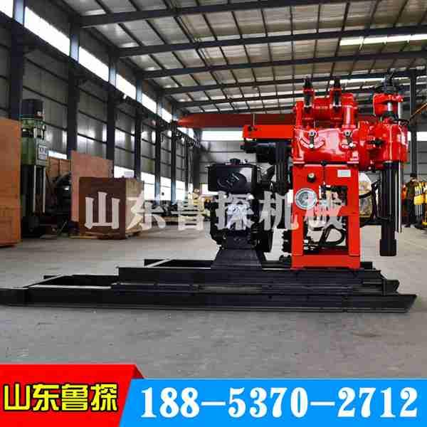 原装现货HZ-130YY液压勘探钻机可移动的岩心钻机