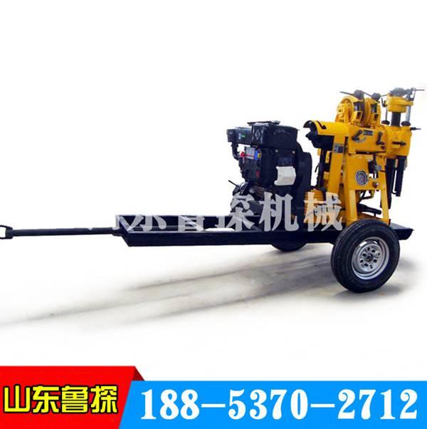 XYX-200轮式勘探钻机工厂直销百米地质钻探机保质保量
