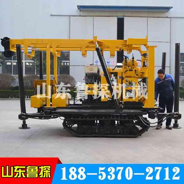 优惠促销XYD-130履带勘探钻机操作方便的液压钻机