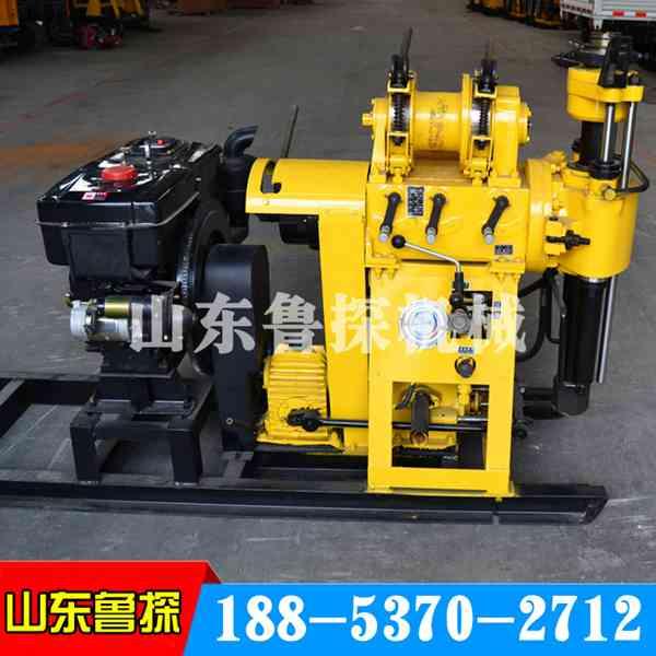 供应HZ-200Y液压勘探钻机性能可靠的岩心取样工程钻机