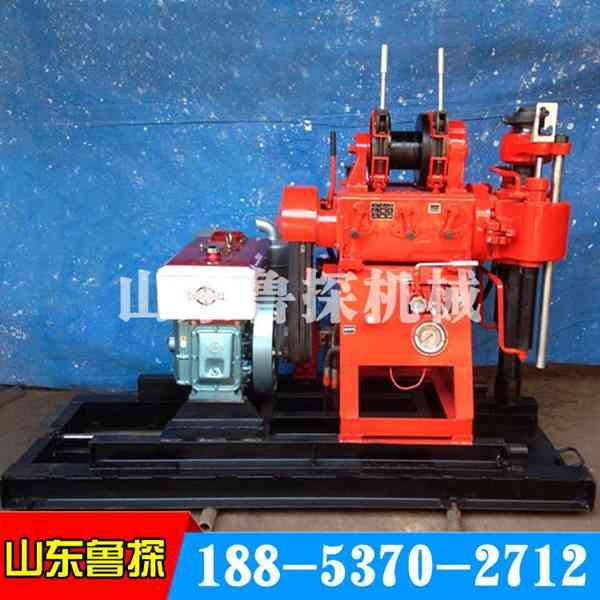 XY-200岩芯钻机品质好鲁探地质勘探钻机效率就是高