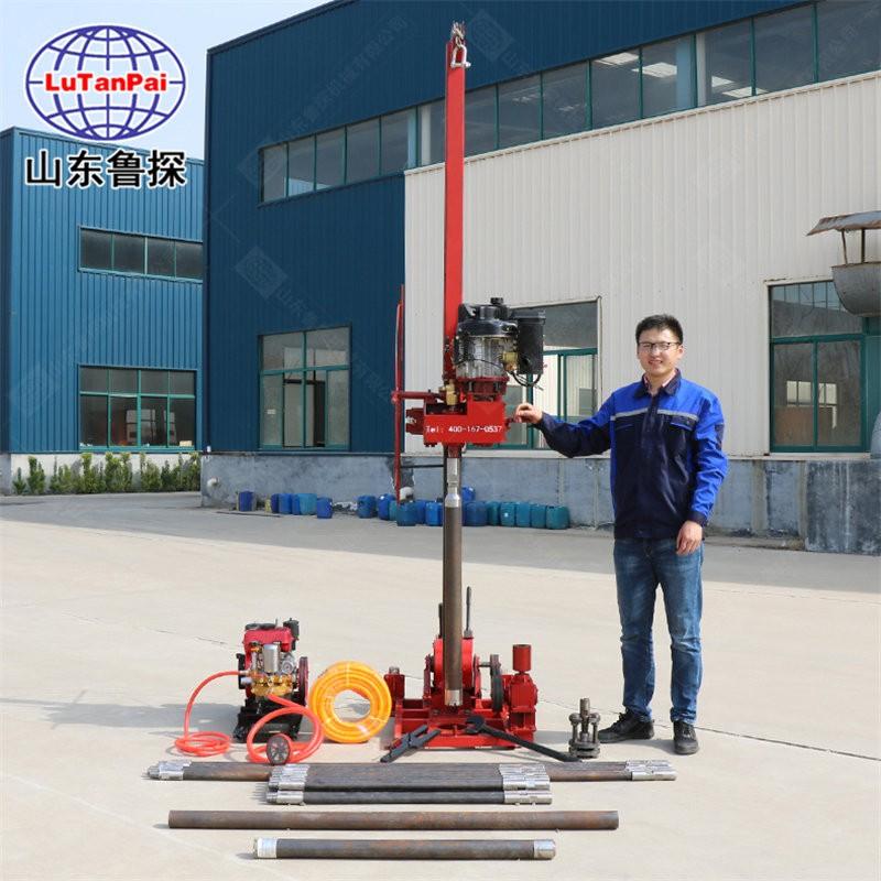 可拆解的岩土工程勘察钻机 50轻便取样钻机QZ-3型 液压