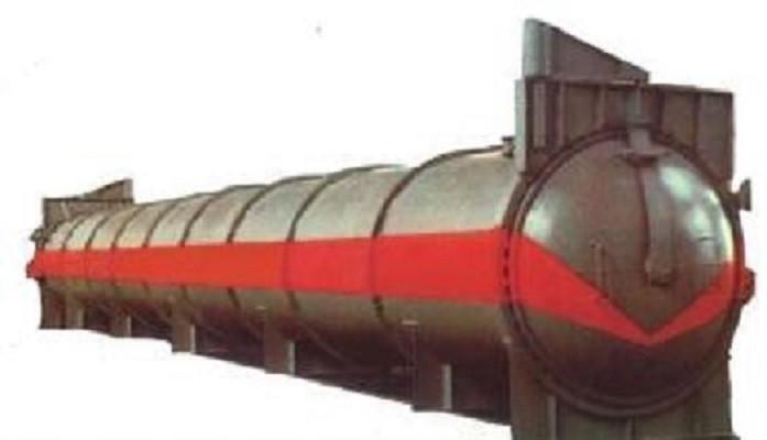 蒸压釜系统安装介绍