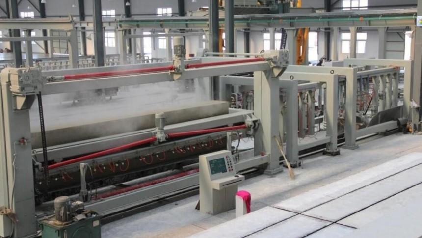 加气砌块生产线在高温季节里生产会对机器有什么影响