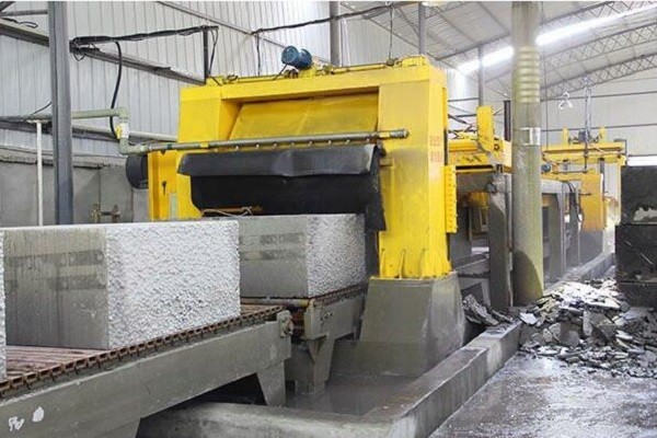 浅析加气砌块生产线的原料类型