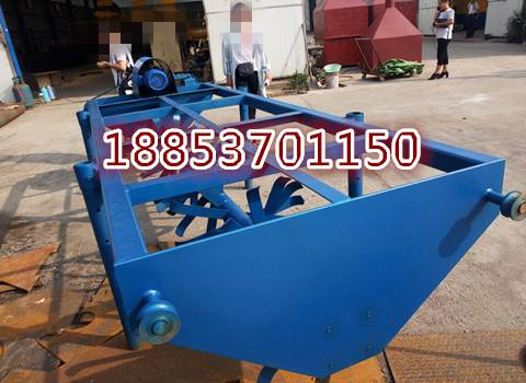 力扬粪污翻耙机-3m无轨翻抛机的构造和原理分析