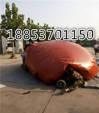 滨州红泥发酵袋优质软体发酵池厂家批发价