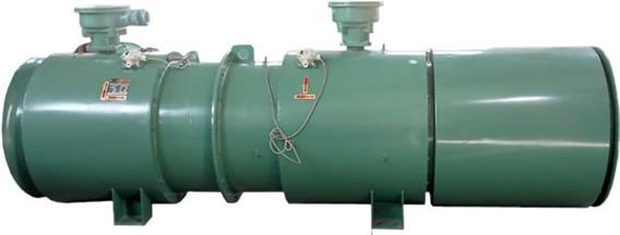 矿用压入式对旋风机FBD系列防爆通风机出厂价供应