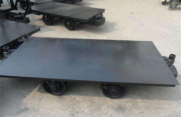 MPC系列平板车专业生产各类矿车厂家定做平板车证全