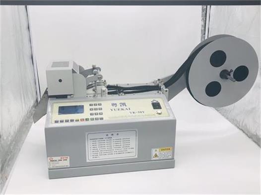 微电脑尼龙绳直切机 自动橡筋绳切断机