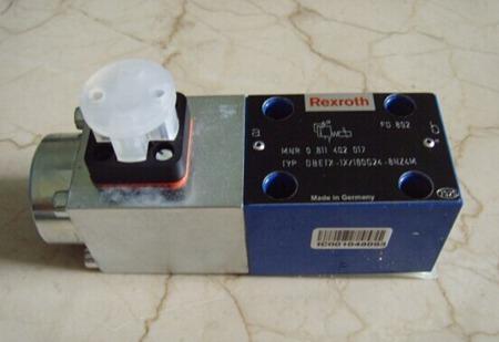R901401619 DBE6-2X/25G24K4V力士乐比例溢流阀