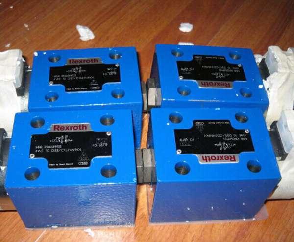 R901087087 4WE6E7X/HG24N9K4力士乐电磁阀