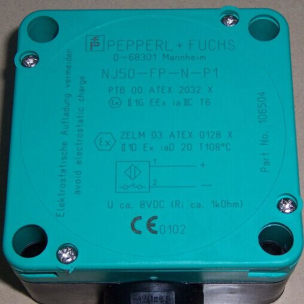 NCB10-30GM40-N0-10M倍加福电感式传感器