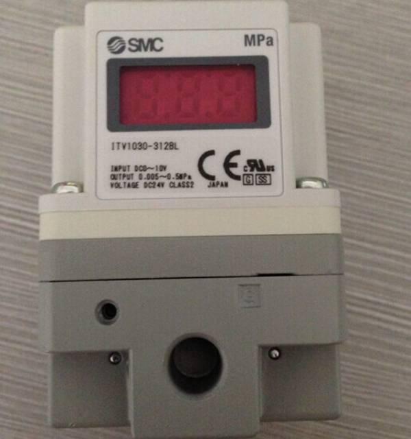 ITV2050-312L SMC电气比例阀