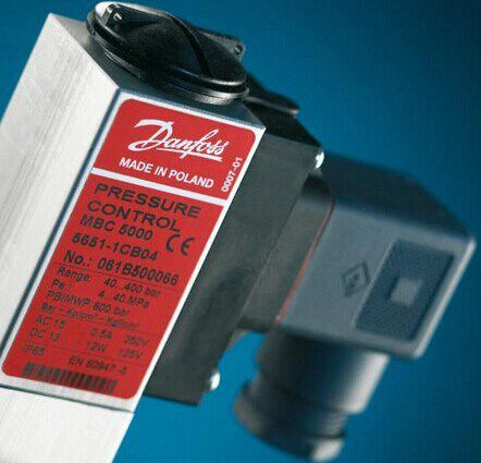 MBS 1900 064G6522丹佛斯压力变送器