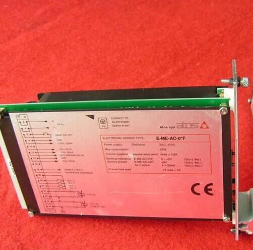 E-ME-AC-05F/RR-4 21/4 ATOS电子放大器