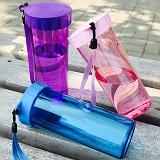 创意礼品塑料便携水杯定制