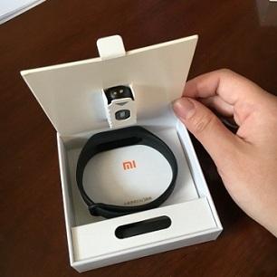 小米手环2防水智能运动蓝牙手表