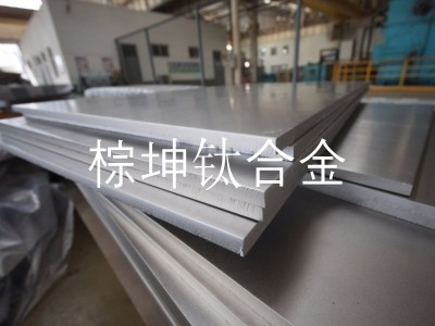 BT6俄罗斯军工钛合金 BT6高强度钛合金板