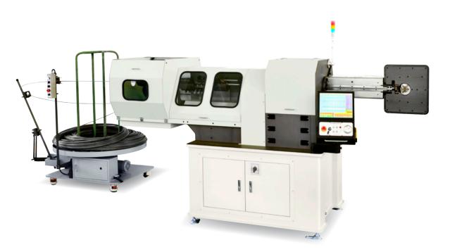 韩国NICE原装进口弯线机 生产闭合件 实心线材加工