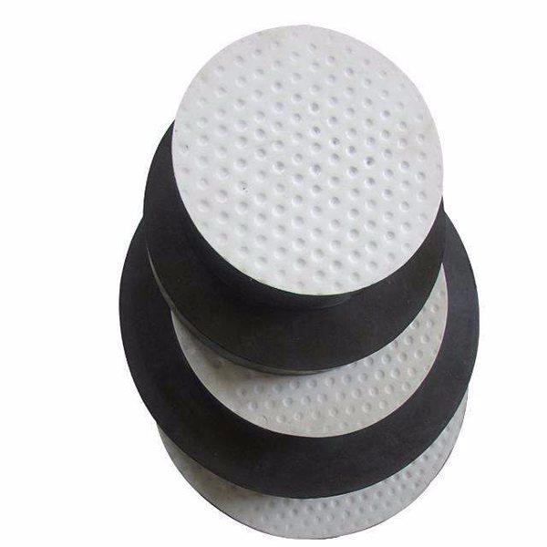 山西古交现货出售圆形橡胶支座 圆形橡胶支座价格
