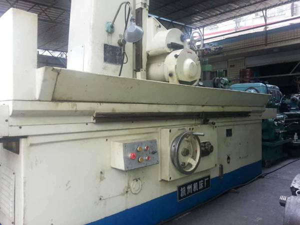 优价供应:二手杭州产320/1600加长型平面磨床/磨床