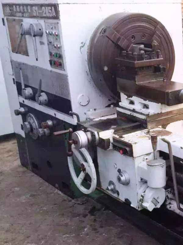 出售:二手沈一机产S1-245A管子螺纹车床