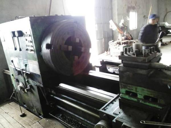 转让:二手沈阳产S1-262A管子螺纹车床/管螺纹车/车床