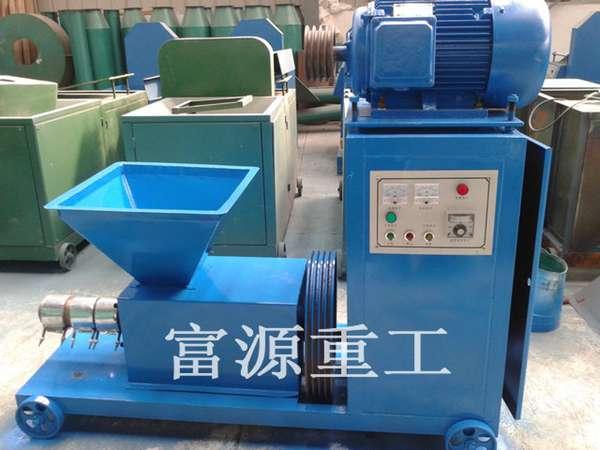 新型机制木炭机设备是制作出优质木炭的关键