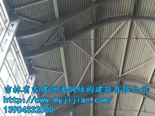 哈尔滨钢结构安装报价(不含料)