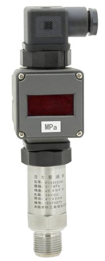 PB8301CNK精小型带显示压力变送器
