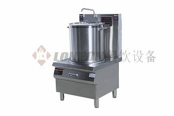 西式电磁矮汤炉